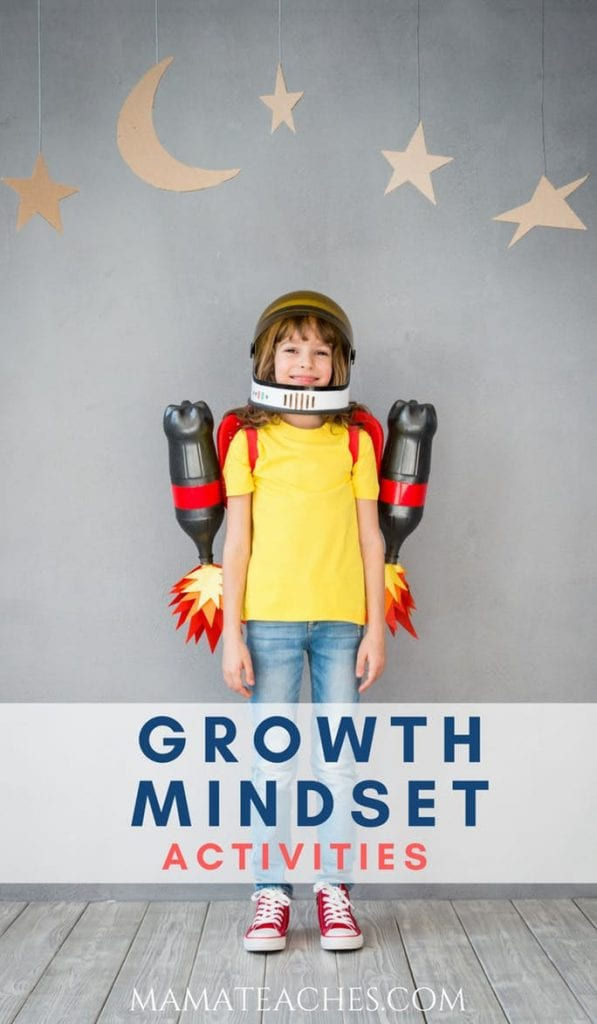 Growth Mindset Activities for Kids