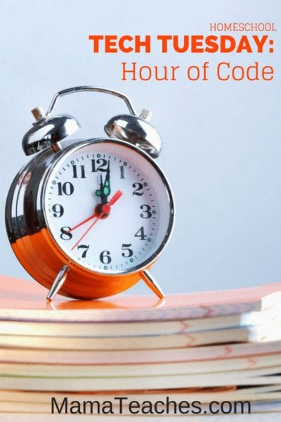 Coding with the Hour of Code