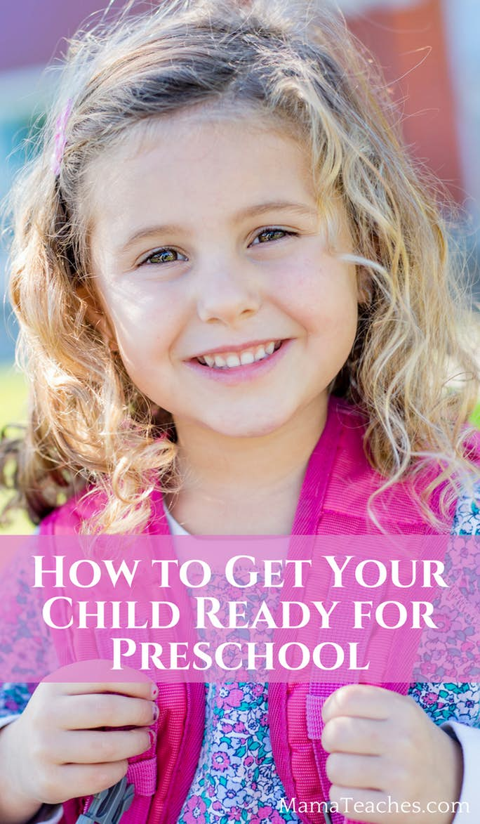 How to Get Your Child Excited About Going to Preschool