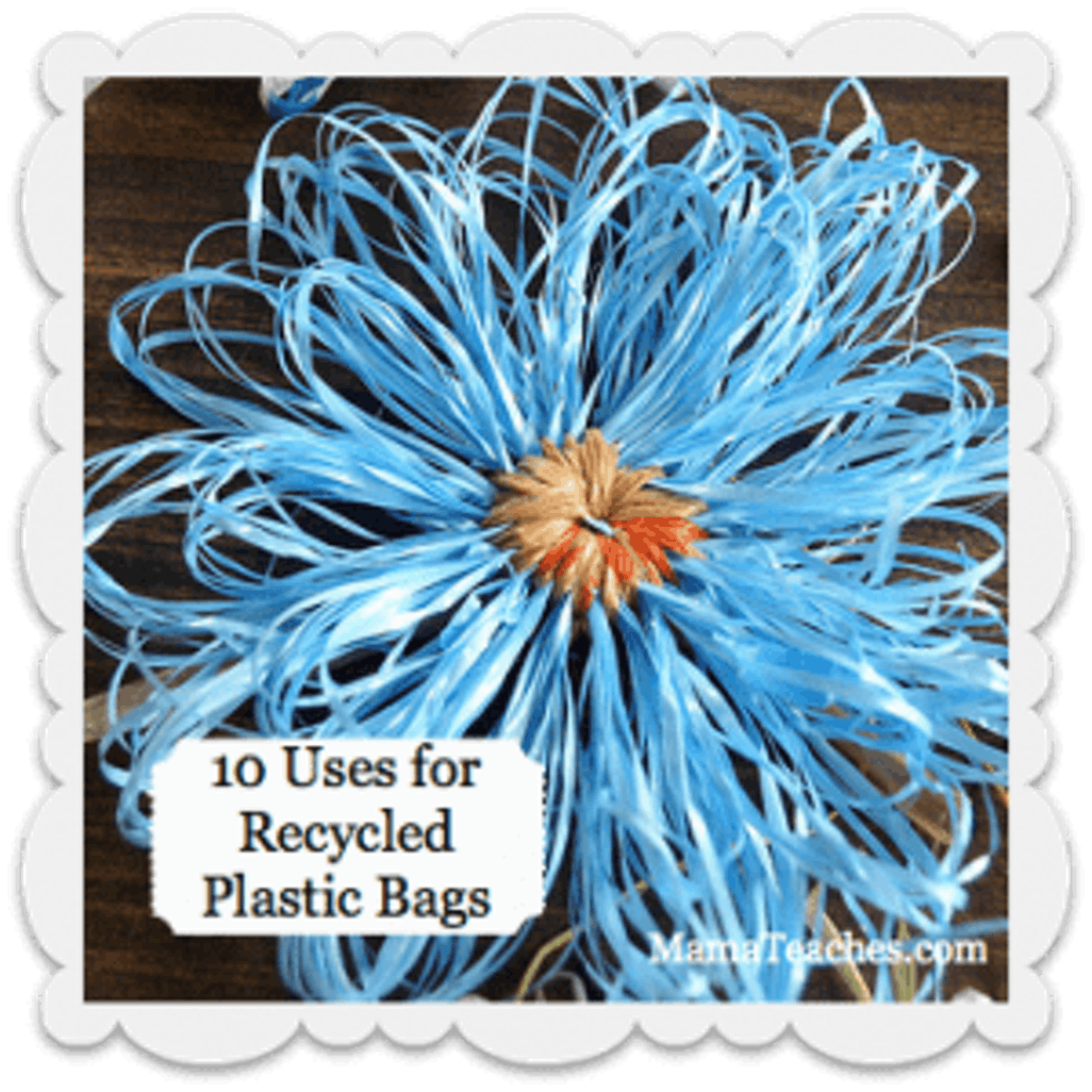 How to Recycle and Reuse Plastic Grocery Bags