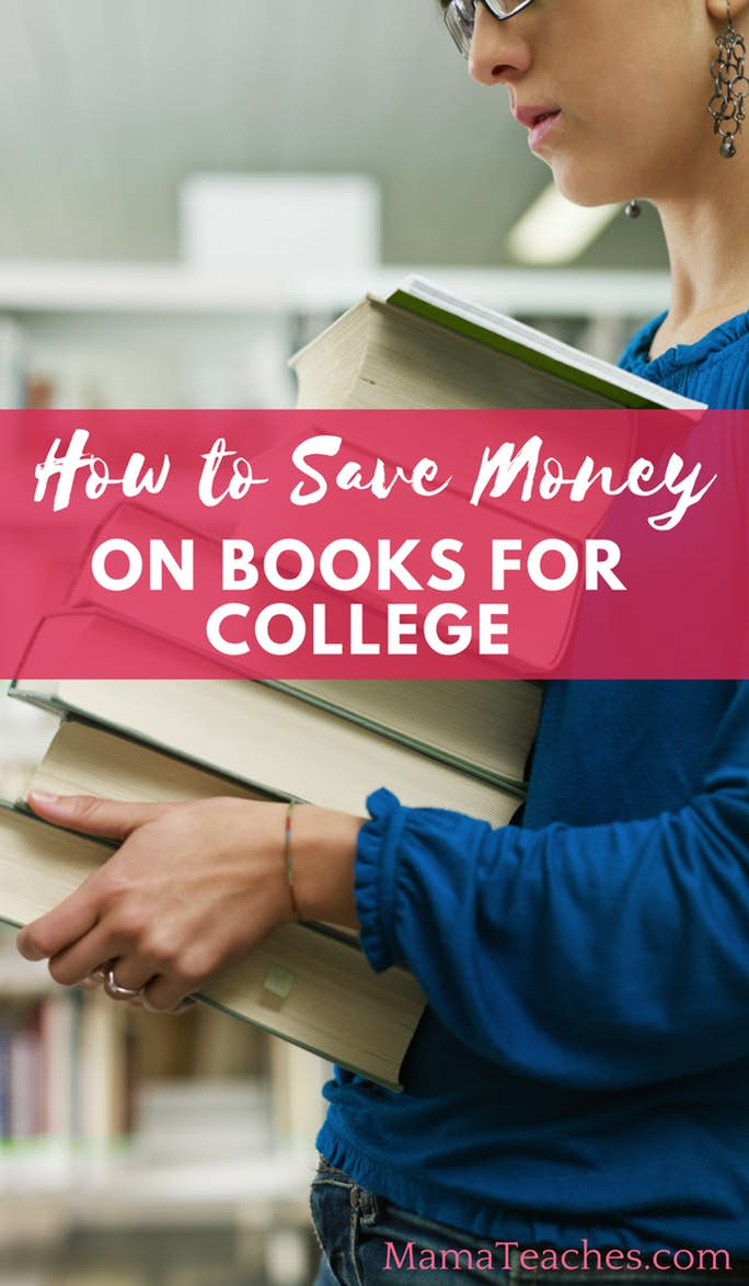 How to Save Money on Books for College