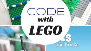 LEGO Coding Activities For Kids