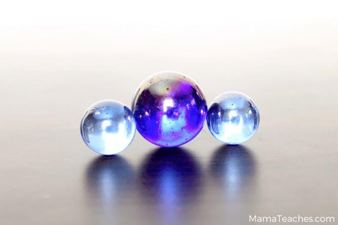 Marvelous Marbles – A Mini-Unit Study