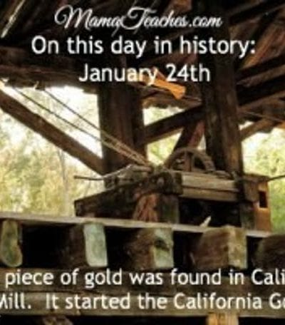 Learn All About the California Gold Rush