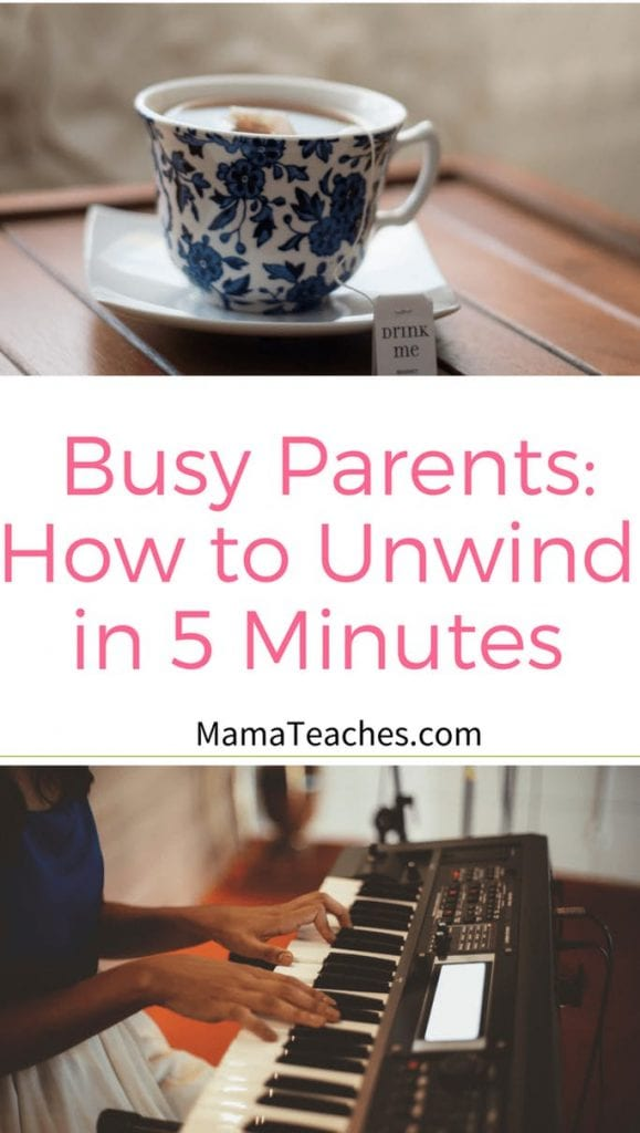 How to Unwind in 5 Minutes