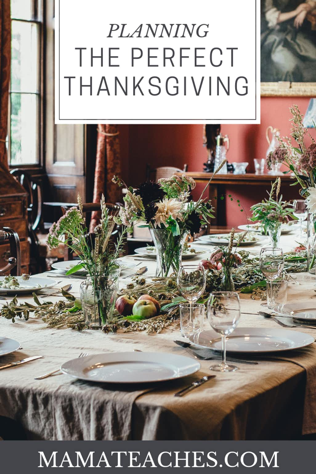 Planning the Perfect Thanksgiving