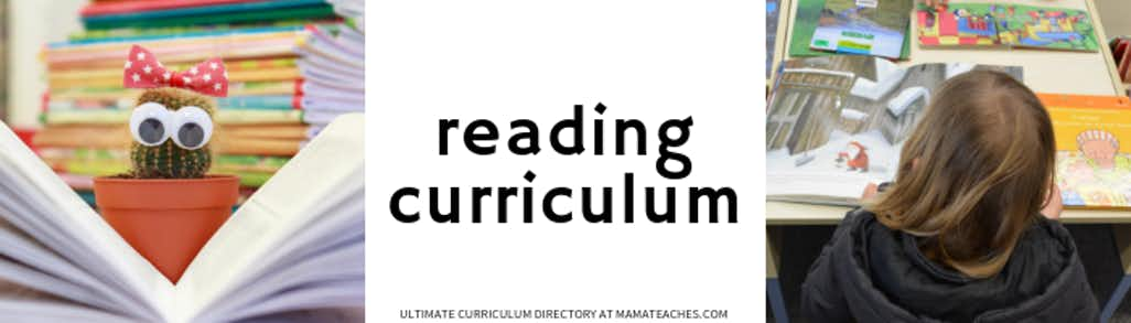Reading Curriculum