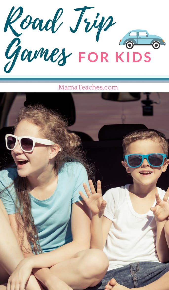 Road Trip Games for Kids-+