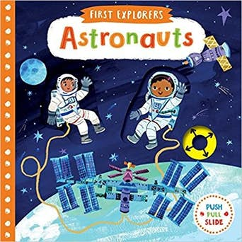 Space Books for Preschool