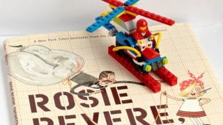 Storytime LEGO Building Challenge