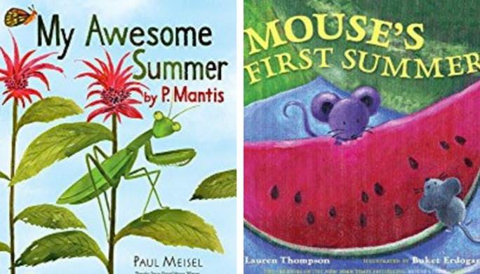 Summer Books for Preschool