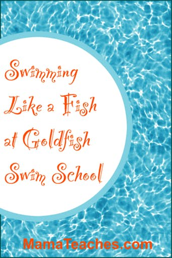Swimming Like a Fish at Goldfish Swim School