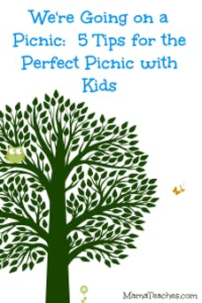 We're Going on a Picnic - How to Have the Perfect Picnic with Kids