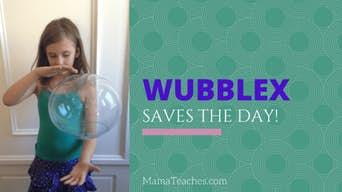 WubbleX to the Rescue