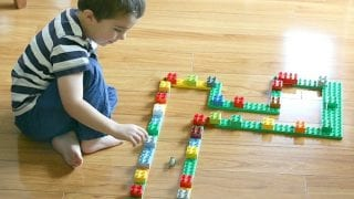 STEM Activity for Kids: Creating Hexbug Mazes and Structures