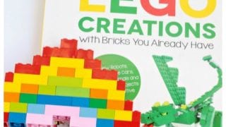 How to Make a LEGO Rainbow