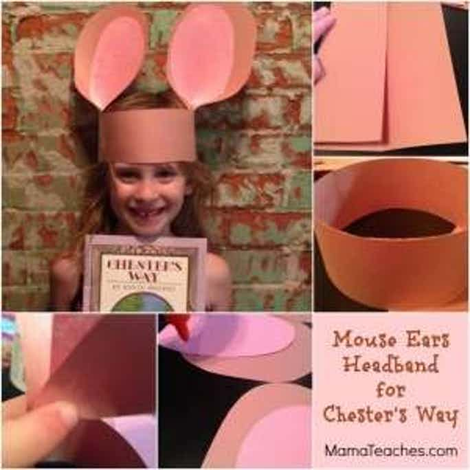 Mouse Ears Headband for Chester's Way