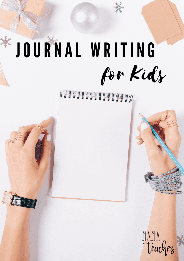 Journal Writing for Kids