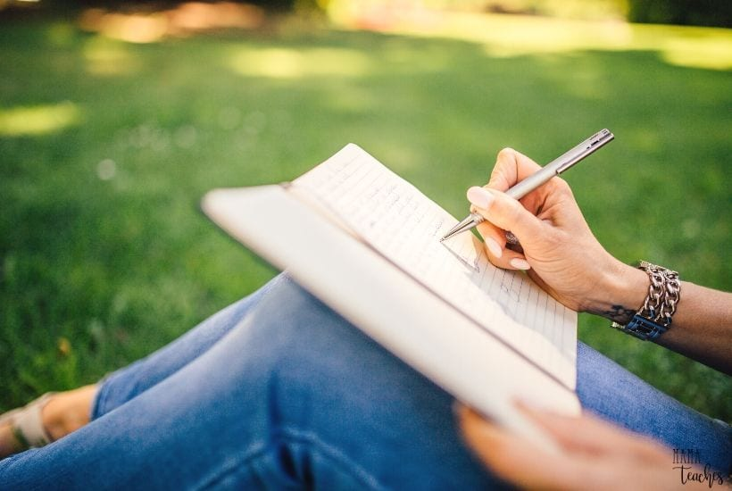 The Benefits of Journaling - How Keeping a Journal Can Change Your Life - MamaTeaches