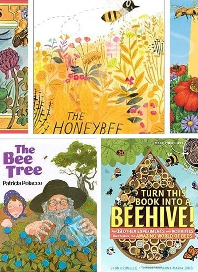 15 Awesome Picture Books About Bees for Children- MamaTeaches