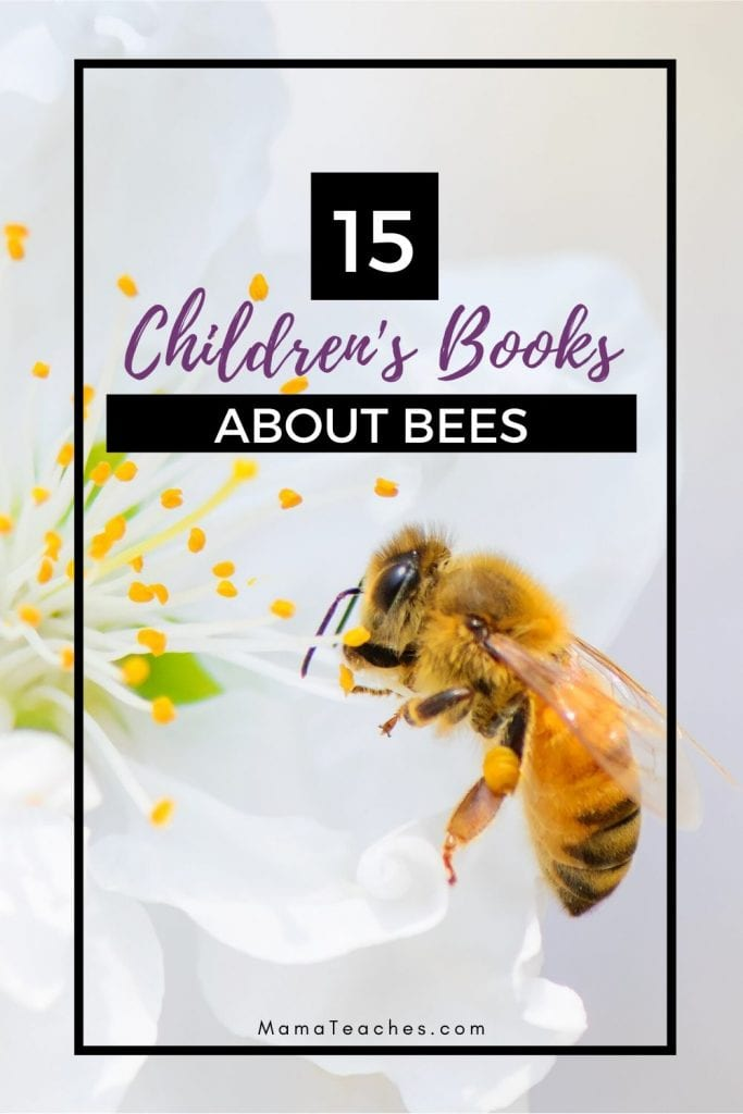 15 Fun Children's Books About Bees