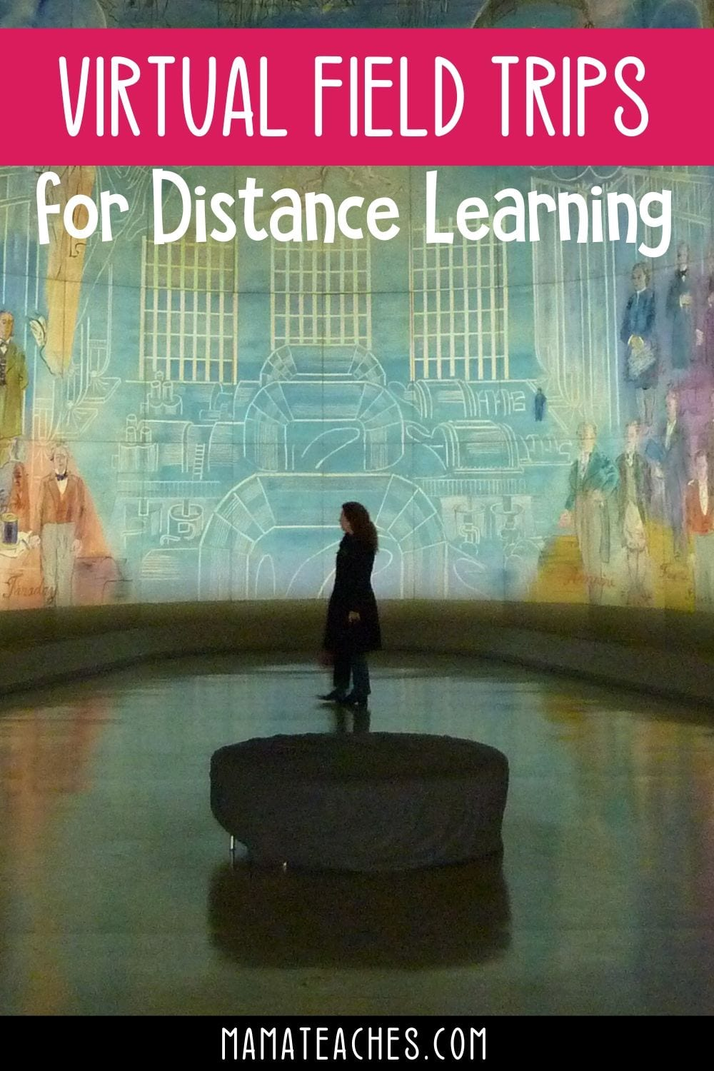 Virtual Field Trips for Distance Learning - MamaTeaches.com