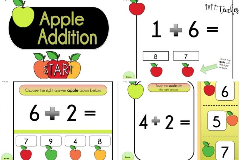 Free Math Game for Google Classroom to Use on Tablets and Computers- MamaTeaches.jpg