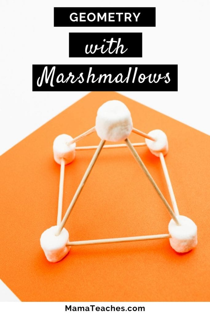 Geometry with Marshmallows