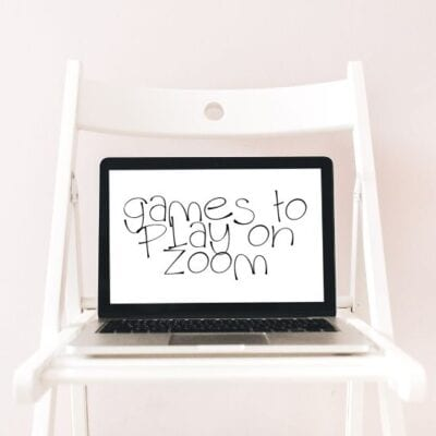 11 Games to Play on Zoom with Friends and Family