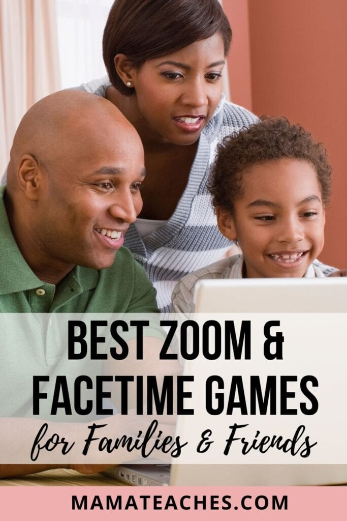 Best Zoom and FaceTime Games for Friends and Family