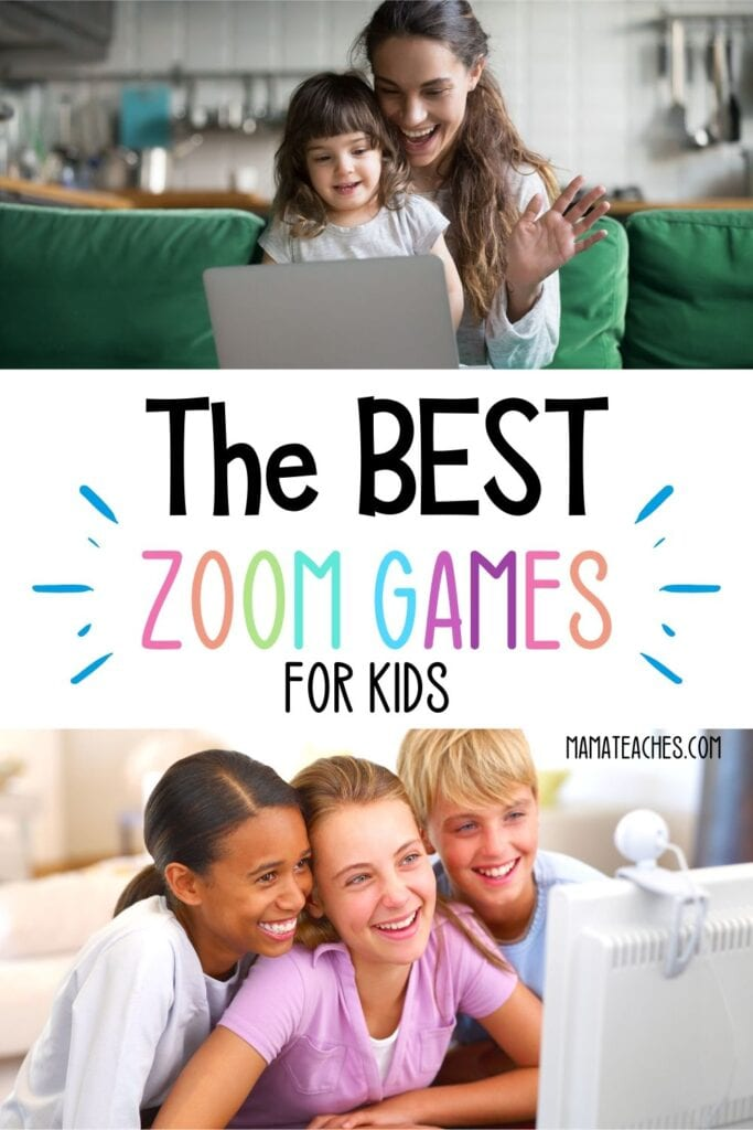 The Best Zoom Games for Kids