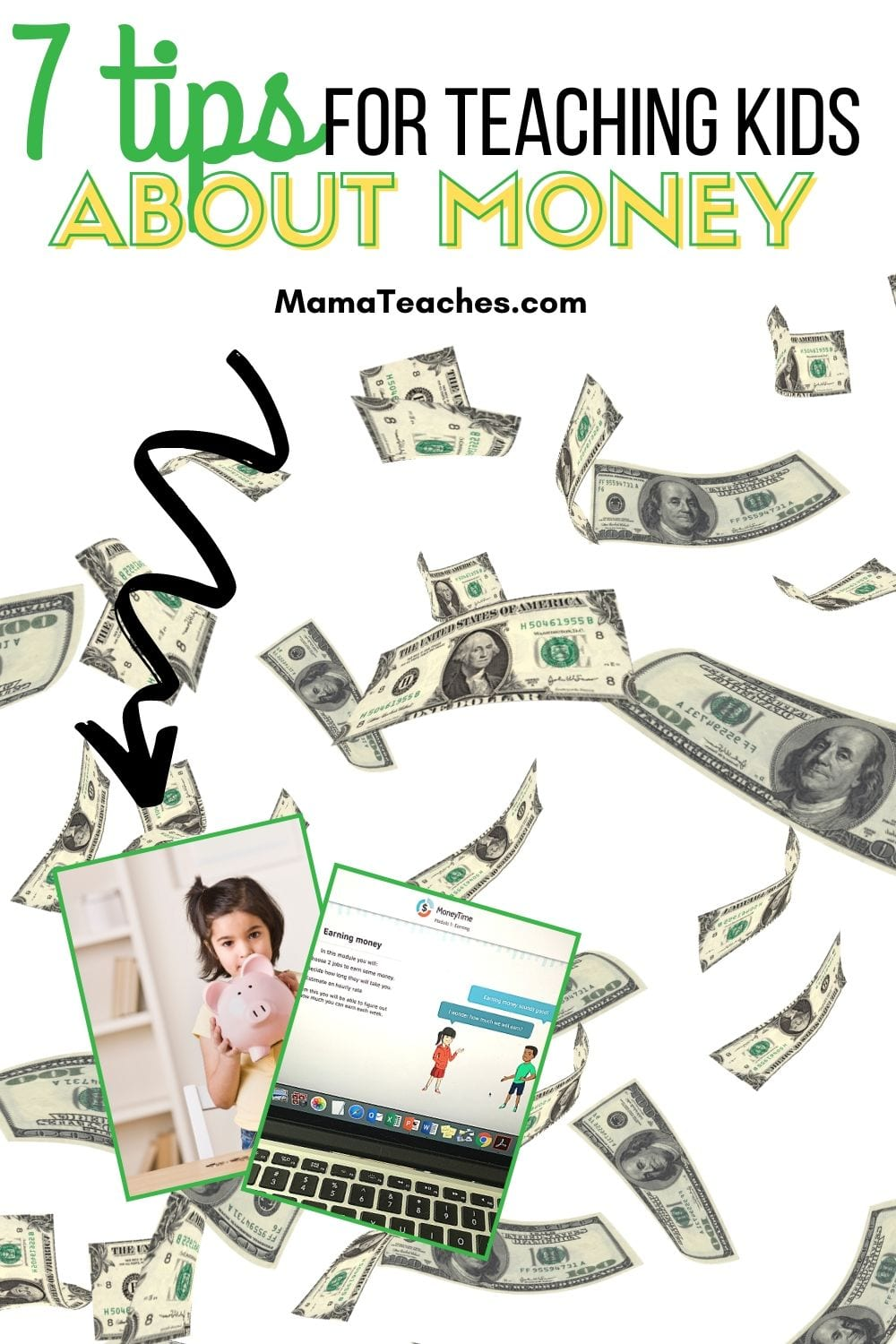 7 Tips for Teaching Kids About Money at Home