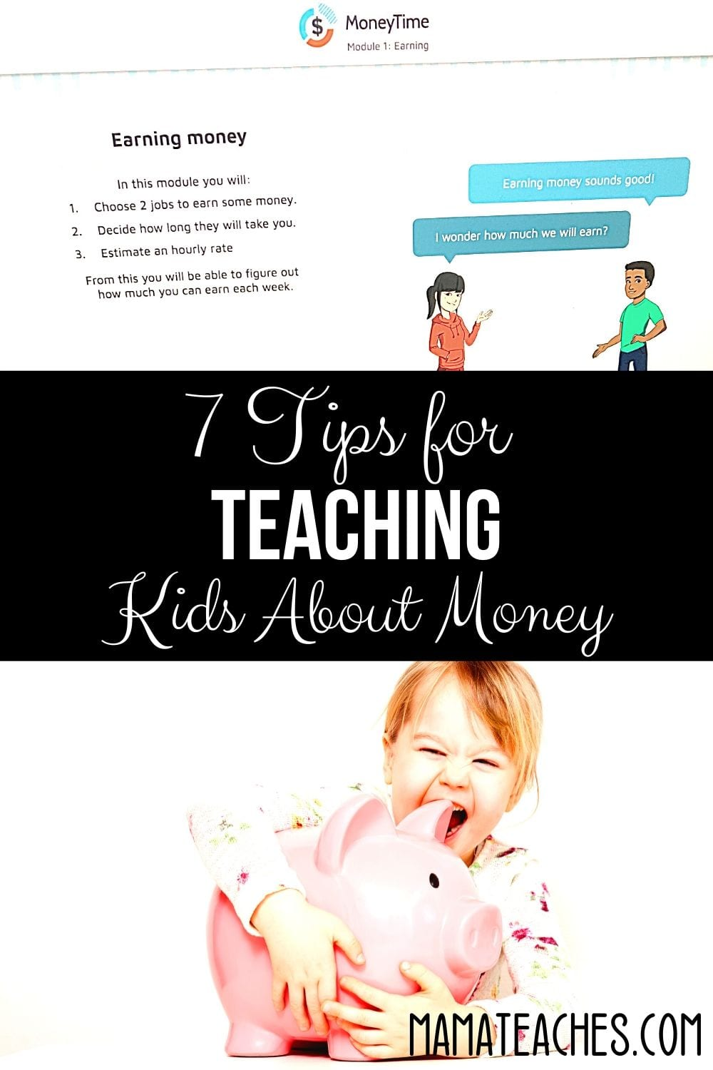 7 Tips for Teaching Kids About Money