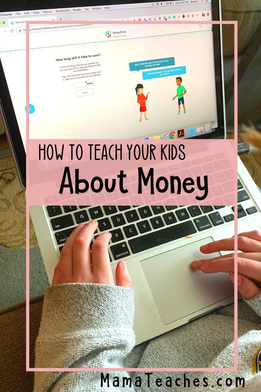7 Ways to Teach Your Kids About Money Even if You're Not the Best at Managing It