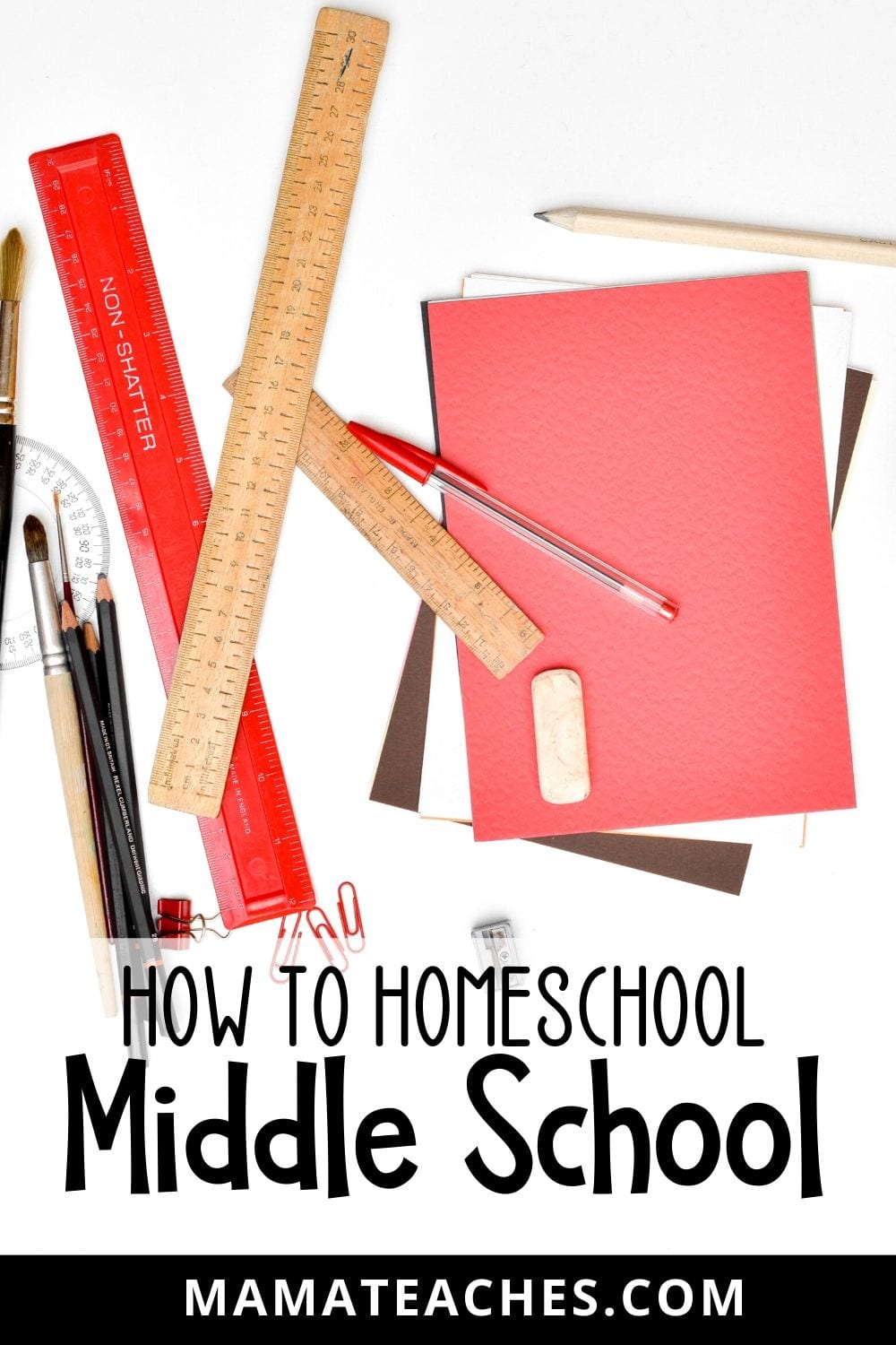 How to Homeschool Middle School - MamaTeaches.com