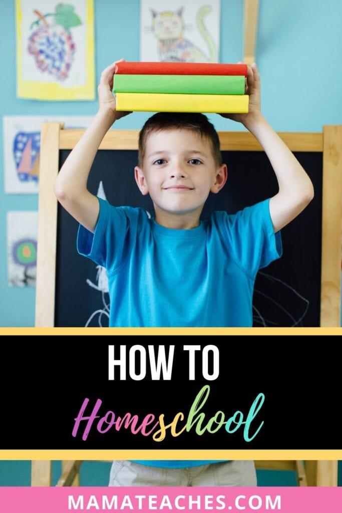 How to Homeschool Your Children