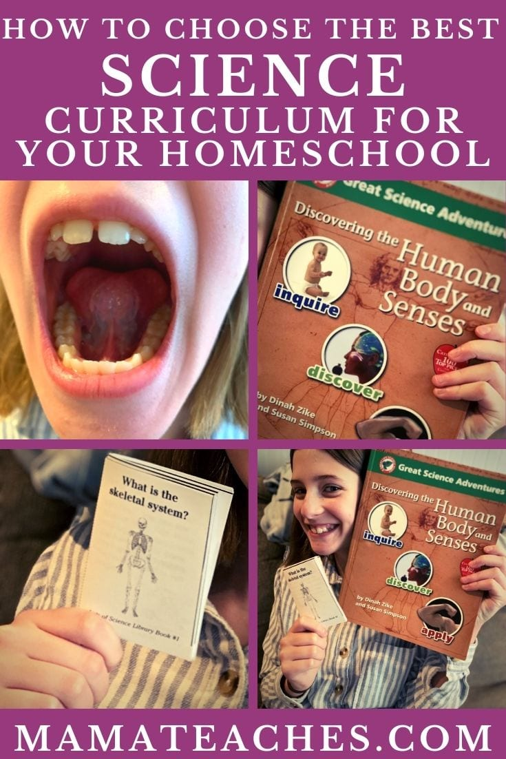 How to Choose the Best Homeschool Science Curriculum for your Family