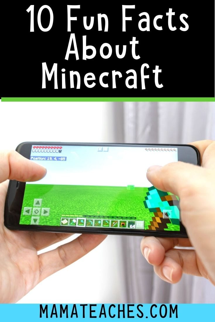 10 Fun Facts About Minecraft That Kids Will Love