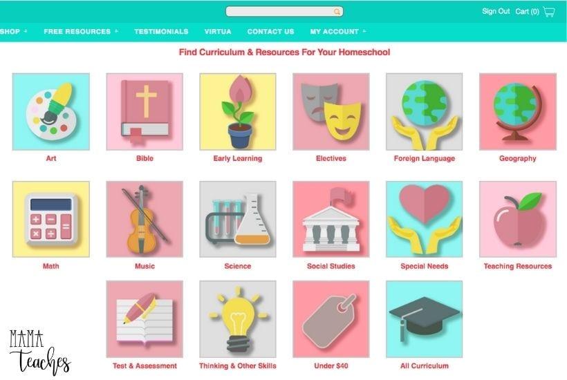 Homeschool Deals at Homeschool Buyers Co-op