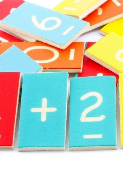 Preschool Math Activities for Kids