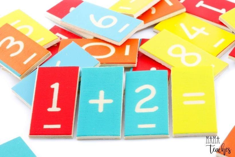 Preschool Math Activities for Kids
