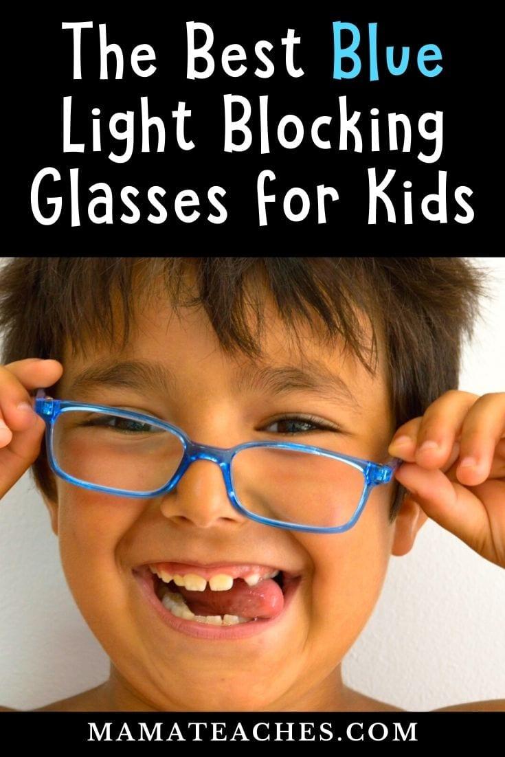 The Best Blue Light Blocking Glasses for Kids