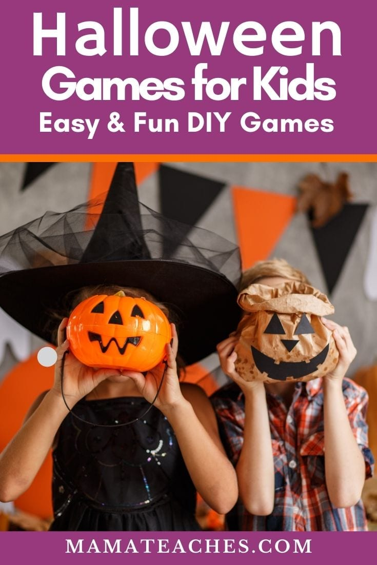 Fun and Easy Halloween Games for Kids