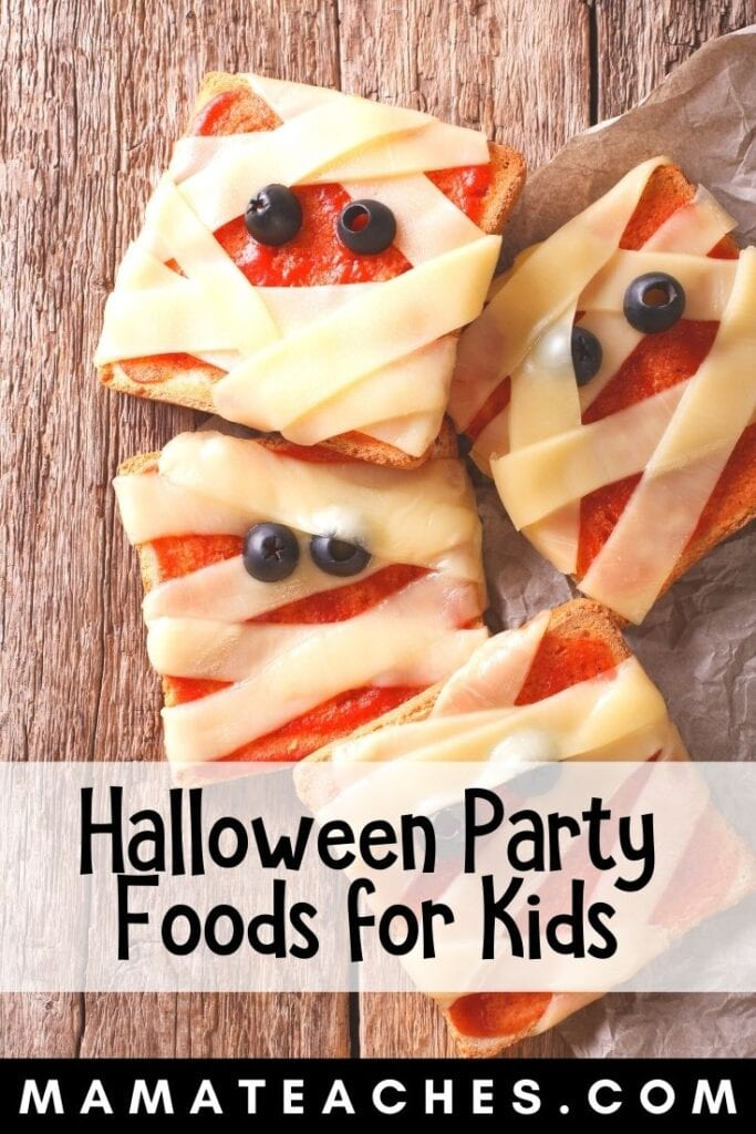 Fun and Easy Halloween Party Foods for Kids