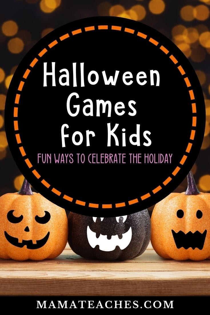 Halloween Games for Kids - Fun Games to Celebrate the Holiday