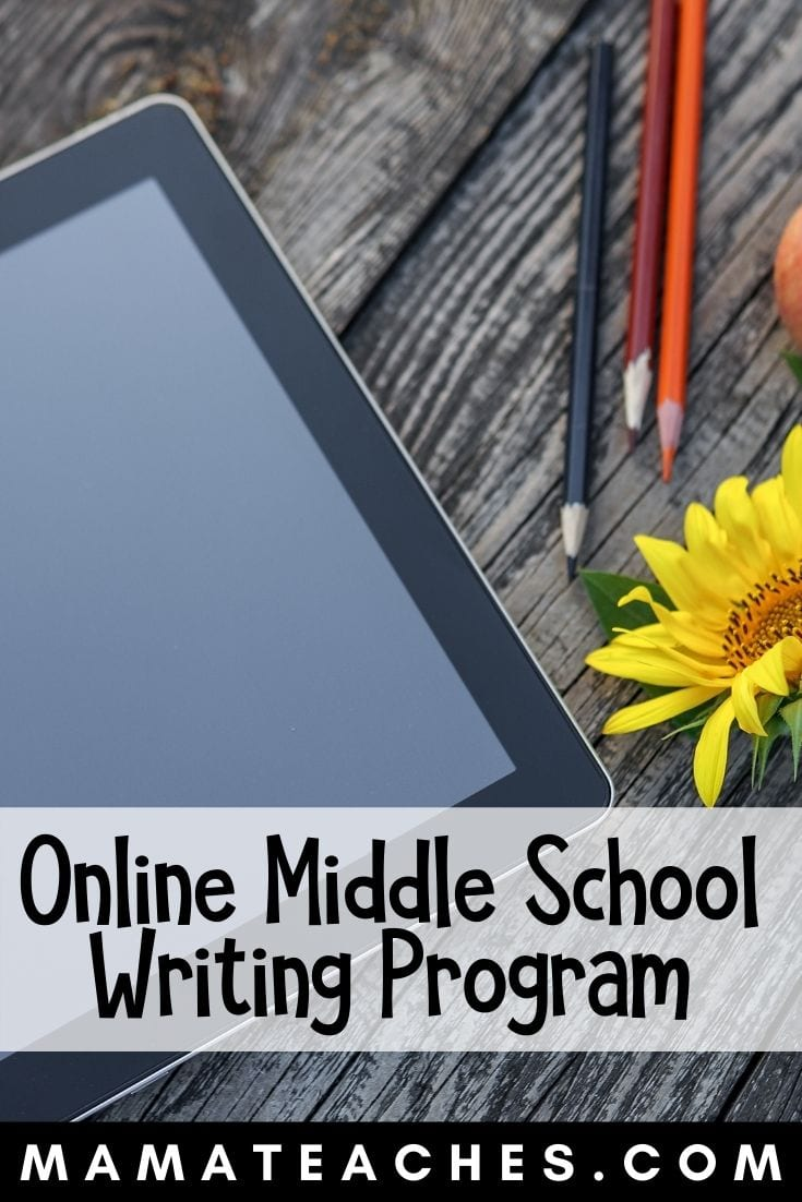 Online Middle School Writing Program Review - Would This Work for Your Homeschool Curriculum?