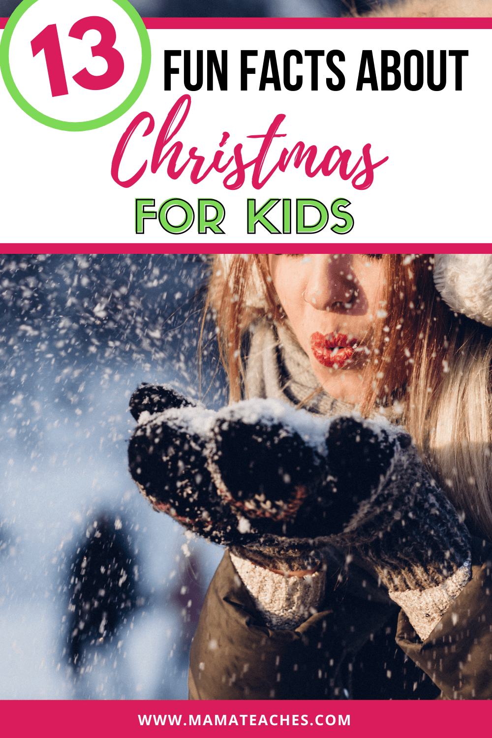 13 Fun Facts About Christmas for Kids