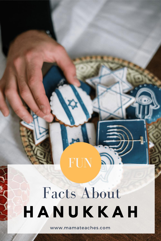 Fun Facts About Hanukkah