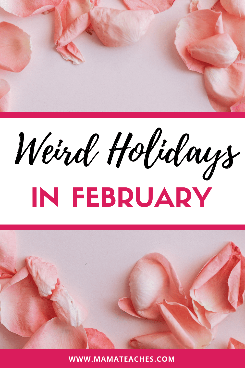 Weird Holidays In February