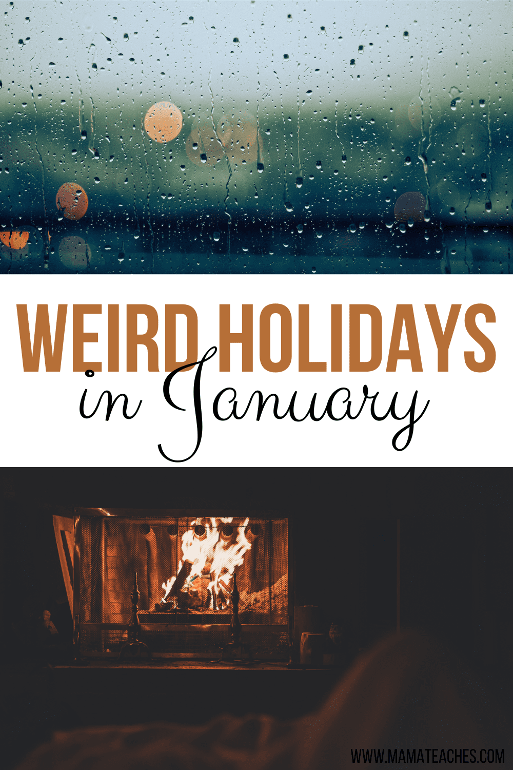 Weird Holidays in January